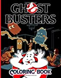Ghostbuster Coloring Book: Ghostbuster Coloring Books For Kid And Adult Creativity & Relaxation