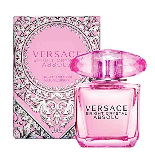 Versace BRIGHT CRYSTAL ABSOLU 0.17 oz / 5 ml EDP SPLASH WOMEN NEW IN BOX MINI