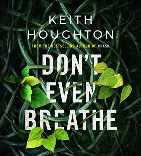 Don't Even Breathe audiobook cover art