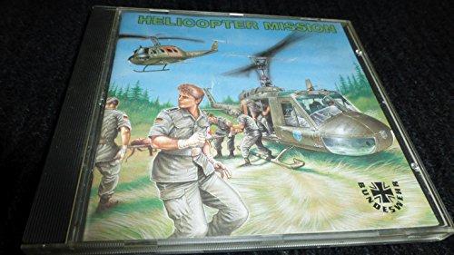 Helicopter Mission Amiga Retro Spiel im Auftrag des Bundesministeriums für Verteidigung Bundeswehr Werbespiel