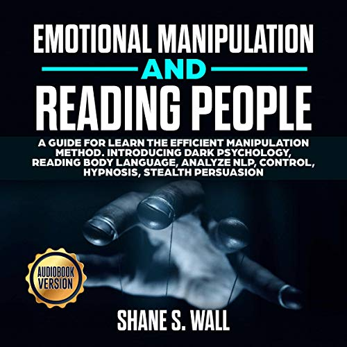 Emotional Manipulation and Reading People audiobook cover art