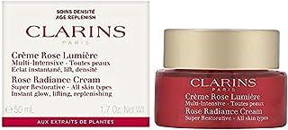 Clarins Rose Radiance Cream Super Restorative for Unisex 1.7 oz Cream, 50 ml