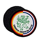 Copytec Patch Green Handgriffin 2019 B&eswehr Luftlandeübung Manöver Fallschirm #31464