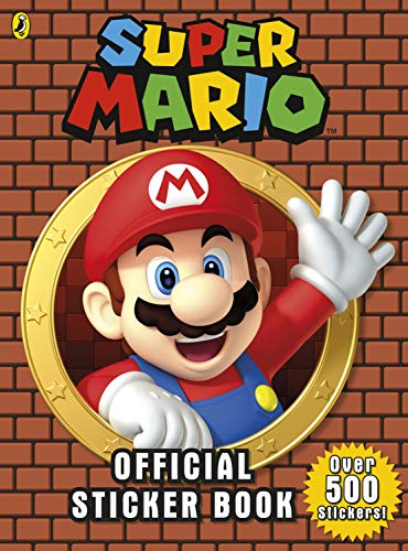 Super Mario. Official Sticker Book