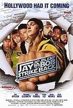 Jay and Silent Bob Strike Back Movie Poster (27 x 40 Inches - 69cm x 102cm) (2001) -(Kevin Smith)(Jason Mewes)(Jason Lee)(Ben Affleck)(Shannon Elizabeth)(Eliza Dushku)