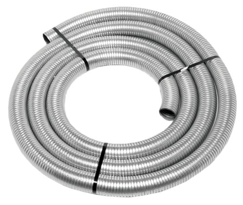 "Walker (40000) 1"" Diameter - 25' Galvanized Flex Tube"