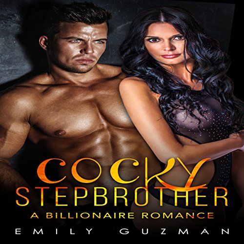 Cocky Stepbrother audiobook cover art