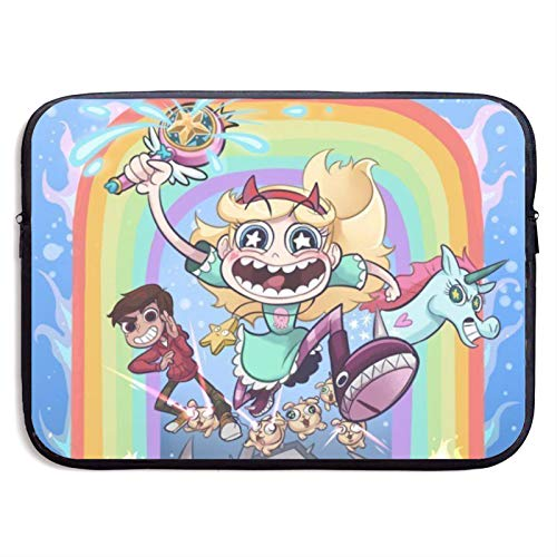 Star Vs. The Forces of Evil Laptop Sleeve Bag 13 inch Computer Case Tablet Briefcase Ultra Portable Protective