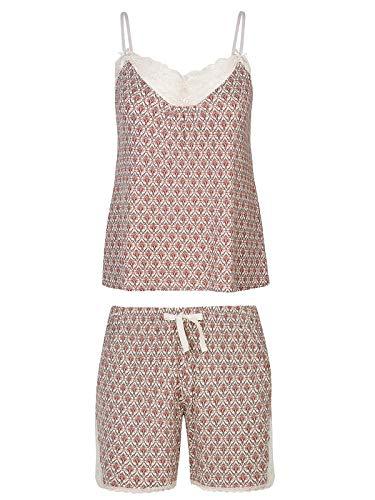 Vive Maria Vanilla Summer pyjama crème allover