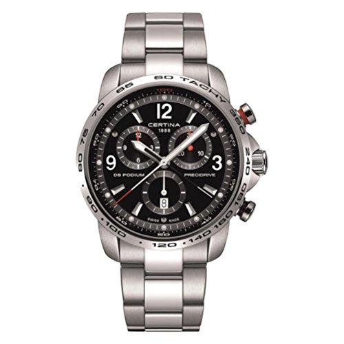 CERTINA DS Podium Herren-Armbanduhr Batterie ANALOG C001.647.11.057.00