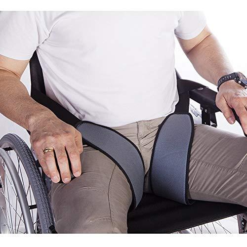 Mobiclinic, Beingurt zur Befestigung am Rollstuhl,