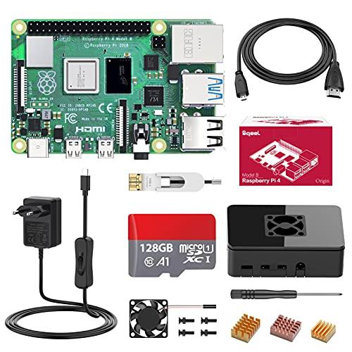 Raspberry Pi 4 Kit raspberry pi 4  Marca Bqeel