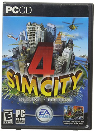 Sim City 4 Deluxe Edition / Game - [Edizione: Regno Unito]