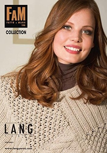 Lang Yarns Fatto A Mano No.190 Winterheft 2012/13 Collection Strickmodelle