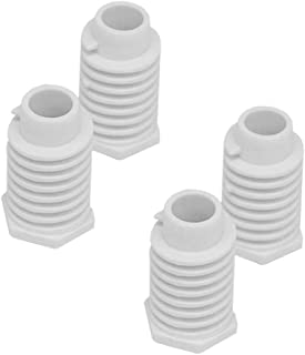 4PCS Dryer Leveling Leg Foot 49621 For Whirlpool Kenmore Maytag Amana,replace AP4295805 49621 279810, 1373044, 3392100, 40021