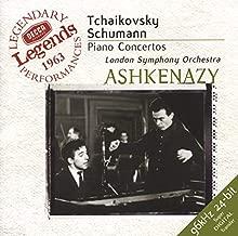 Tchaikovsky: Piano Concerto No. 1 in B flat minor, Op. 23 / Schumann: Piano Concerto in A minor, Op. 54