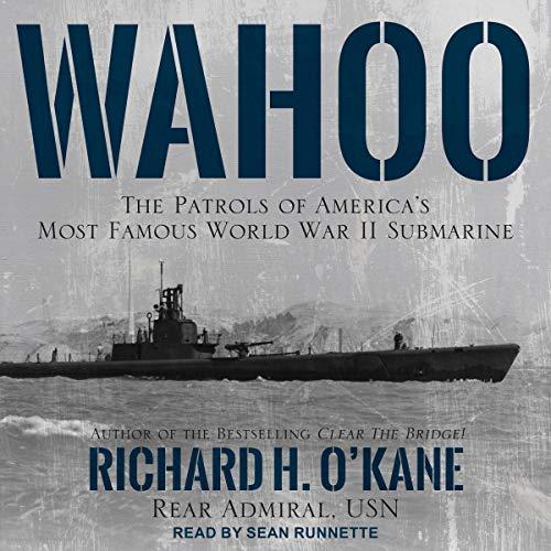 Wahoo Audiobook By Richard H. O'Kane cover art