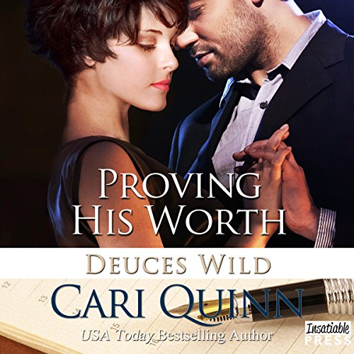 Proving His Worth audiobook cover art