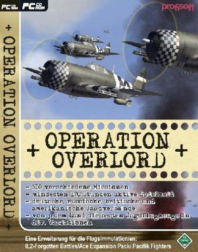 IL2 Sturmovik 1946 - Operation Overlord Kampagnenerweiterung zu Forgotten Battles/Ace Expansion/Pacific Fighters und IL2 Sturmovik 1946