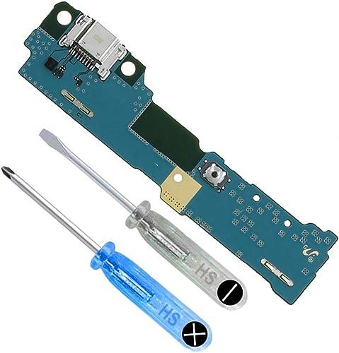 MMOBIEL Connecteur USB Chargeur Compatible avec Samsung Galaxy Tab S2 (9.7 Pouces) SM- T810 T815 T817 T819