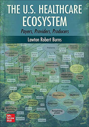 Compare Textbook Prices for The U.S. Healthcare Ecosystem: Payers, Providers, Producers 1 Edition ISBN 9781264264476 by Burns, Lawton Robert