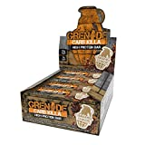 Grenade Carb Killa High Protein and Low Sugar Candy Bar, 12 x 60 g - Caramel Chaos