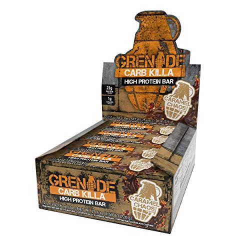 Price comparison product image Grenade Carb Killa High Protein and Low Sugar Candy Bar