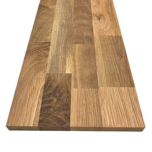 Sticker Design Shop Planchas de madera laminada de roble, 18 mm, varios tamaños (400 x 800 mm)