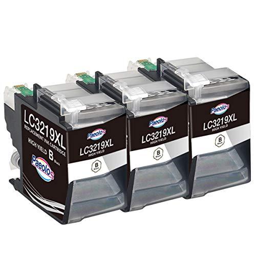 Paeolos Reacondicionado 350XL 351XL Reemplazo para 350 XL 351 XL Cartuchos de Tinta Compatible con HP Deskjet D4260 D4360 Officejet J5730 J5780 J5785 J6400 Photosmart C4200 C4280 (1 Negro, 1 Color)