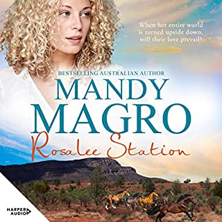 Rosalee Station                   By:                                                                                                                                 Mandy Magro                               Narrated by:                                                                                                                                 Louise Crawford                      Length: 8 hrs and 36 mins     9 ratings     Overall 3.9