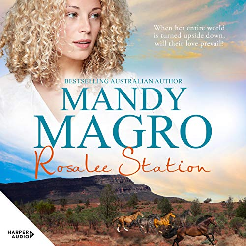 Rosalee Station audiobook cover art