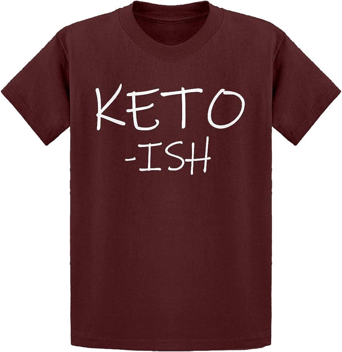 Indica Plateau Keto -ish Kids T-Shirt