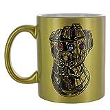 Marvel Avengers infinity Guerra infinity Gauntlet taza, cerámica, otros, 10x 11x 11cm)