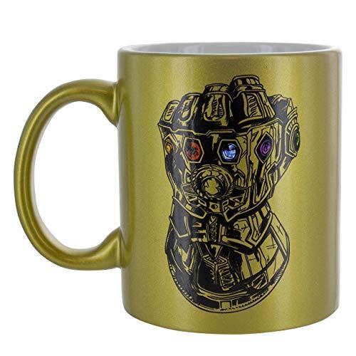 Marvel Avengers Infinity War Krieg Infinity Gauntlet Tasse, Keramik, Anderen, 10x 11x 11cm