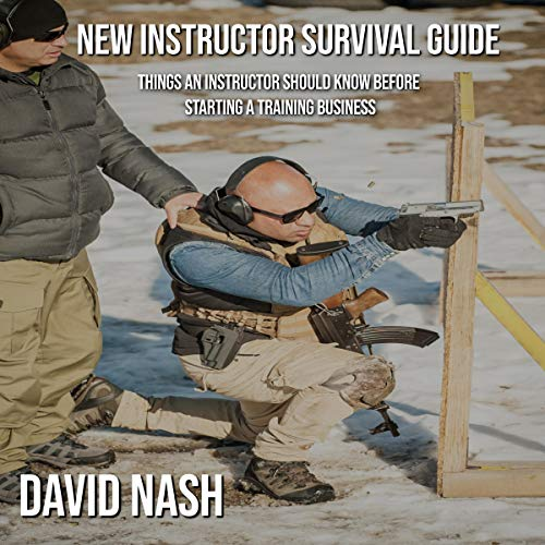 New Instructor Survival Guide: Things a Instructor Should Know Before Starting a Training Business Titelbild