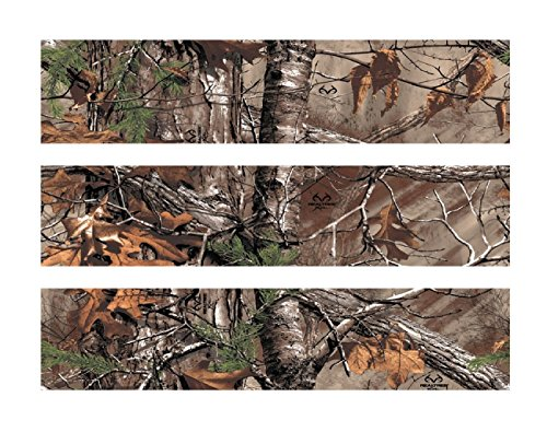 Real Tree RealTree camo edible cake strips cake topper decorations - D5446