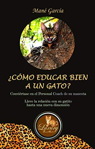 ¿CÓMO EDUCAR BIEN A UN GATO?: Conviértase en el Personal Coach de su mascota. Lleve la relación con su gatito hasta una nueva dimensión.