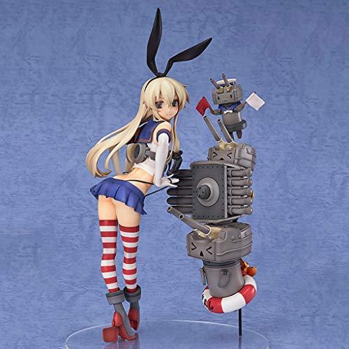 LQZYTY Kantai Collection: Shimakaze Figura de acción para decoración de muñecas
