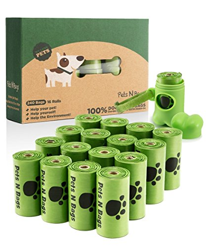 Poop Bags, Environment Friendly Pets N Bags Dog...