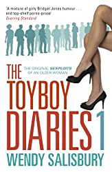 Wendy Salisbury's books, The Toyboy Diaries, become best sellers