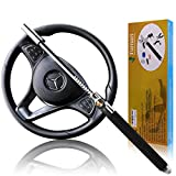 Best Steering Wheel Locks - Turnart Steering Wheel Lock Universal Car Lock Anti-Theft Review