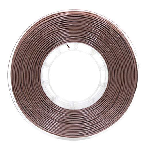 3D-Drucker Seidenfilament 1,75 mm, Pla K5 Filament 1 kg, Seidentextur-Seidenbronze 1
