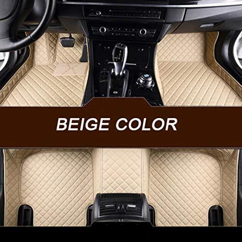 Auto Mat Pie Piso Coche BMW X5 E70 E53 F10 X4 X3 X1