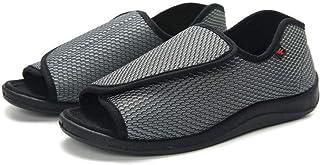 B/H Chaussons Patients diabétiques,Chaussures de Soins des Pieds diabétiques, Chaussures de rééducation pour Les Patients ...