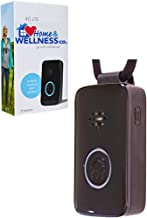 Home&Wellness Medical Alert Device - Water Resistant Elderly Monitor Provides Independence 24/7 w/ 2 Way Cellular Communication Inside or Outside The Home (Verizon 4G LTE) (1 Month Service)