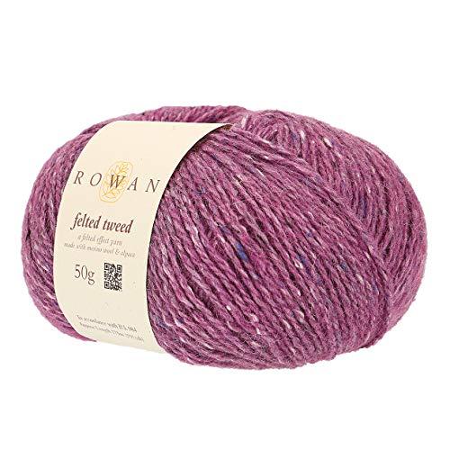 Rowan Z036000-00208 Handstrickgarn, 50% Wolle, Viskose, 25% Alpaka, Lolite, onesize