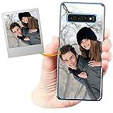 Coverpersonalizzate.it Coque Personnalisable pour Samsung Galaxy S10 Plus avec ta Photo, Image ou...