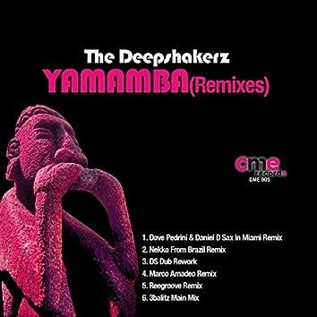 Yamàmba (Remixes)