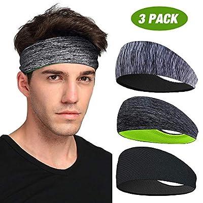 Sport-Stirnband Pack LATTCURE Herren