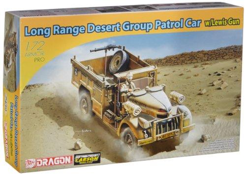 Dragon - Maqueta de Tanque Escala 1:72 (D7439